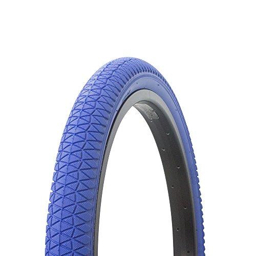 Fenix Cycles Wanda BMX Tread Bicycle Tire 20 x 1.95, for Bikes, (Blue)