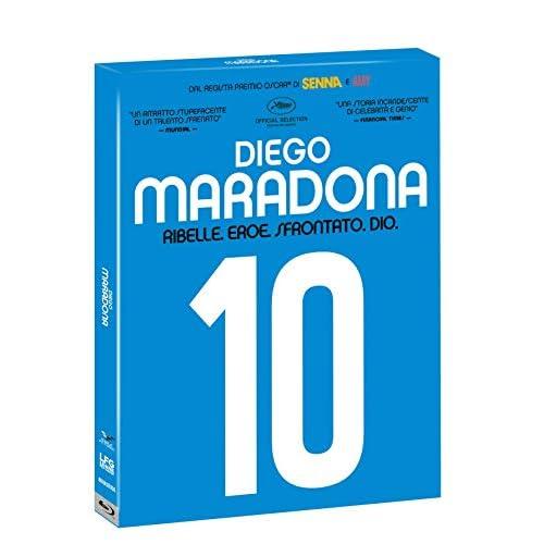 Diego Maradona Esclusiva Amazon (Limited Edition) Blu-ray + Booklet + Segnalibro + Card