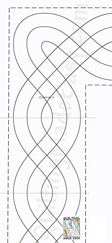 BORDERS MADE EASY Pattern #111