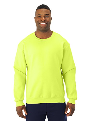 Jerzees Super Sweats Pullover Sweatshirt (50% Cotton, 50% Polyester)