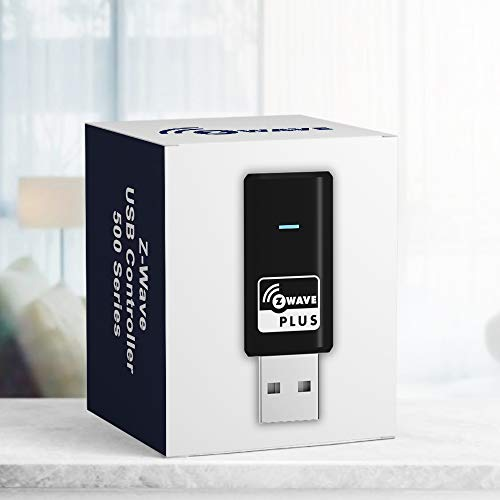 Z-WAVE USB Gateway Controller for Smart Home Connectivity and Wireless Network Control