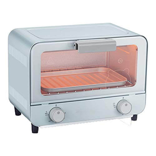 41opdWcG1FL. SS500  - Oven Built-in Electric Double Oven & timer 800 W Mini Oven with Adjustable Temperature Control 30 Minute Timer