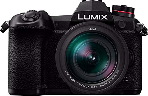 Panasonic Lumix DC-G9 Kit Leica 12-60mm Systeemcamera