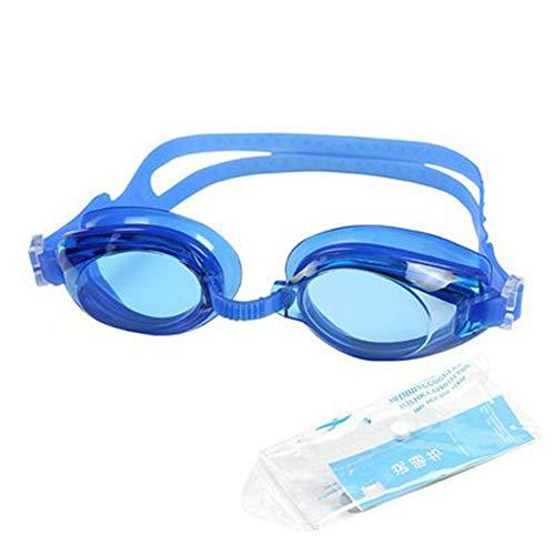 Jiangpengg Cobra Zwembril, duikbril, HD siliconen, waterdicht, voor kinderen, zwemmen, volwassenen, duiken, mannen en vrouwen