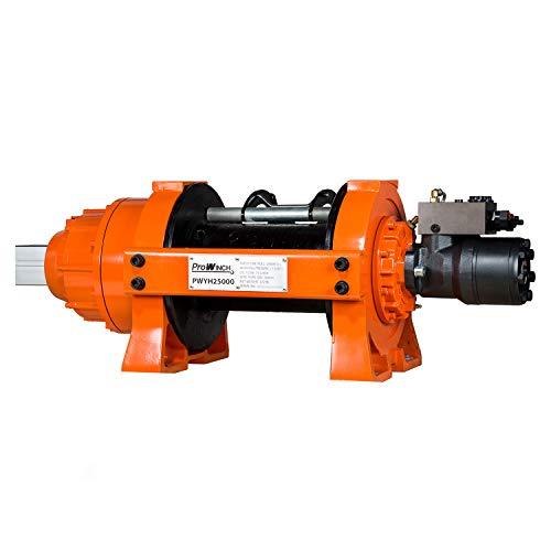 Prowinch 125 Ton Hydraulic Winch 25000 lbs