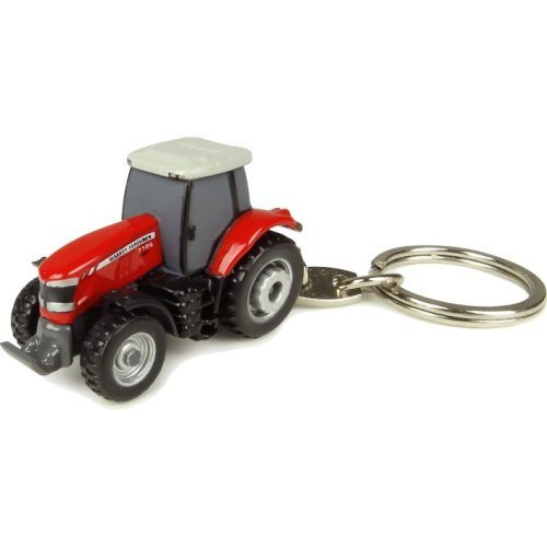 Massey Ferguson 7726 Tractor Key Ring