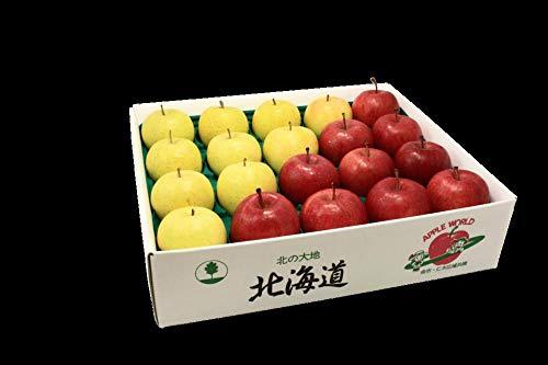 【冬の味覚:北海道直送】 JAよいちJAよいち 2種のりんごセット 5Kg 「年内お届け受注締日:12/6まで」