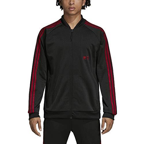 United Arrows & Sons X adidas Track Top CZ8079 Black negro M