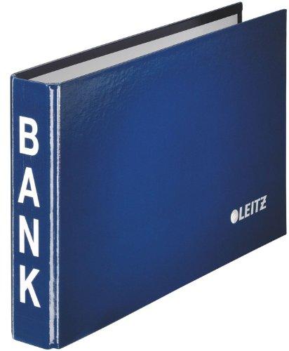 Esselte Leitz ordner Bank 2-ring, 20 mm blauw