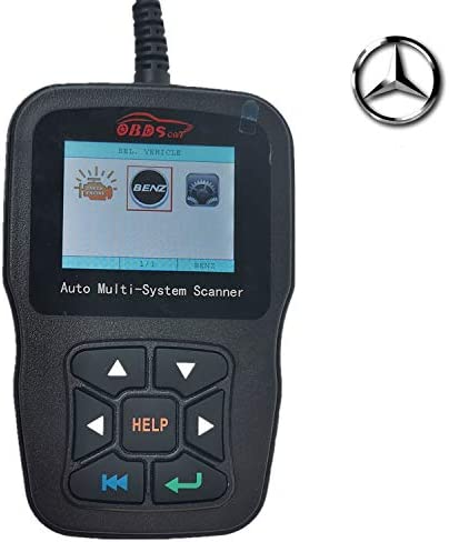 OBDScar OS802 Mercedes Benz and Maybach Diagnostic Code Reader EOBD OBD Engine Scan Tool for product image