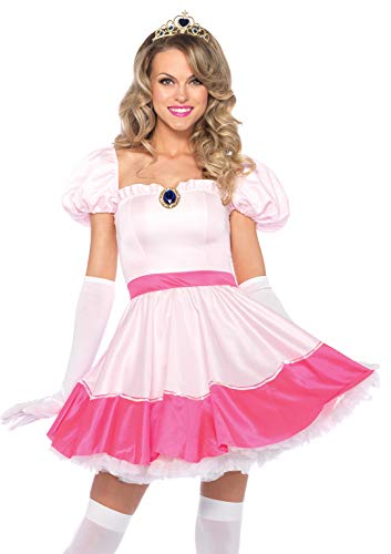 Leg Avenue Women's Pink princess, Large