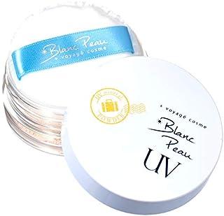 Blanc Peau(ブランポゥ) UVミネラルパウダー SPF50+/PA++++ 日焼け止め 無香料 5g