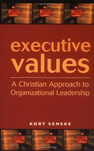 Executive Values