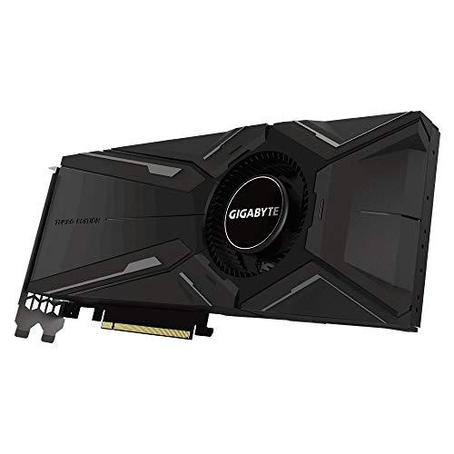GIGABYTE TECHNOLOGY GEFORCE RTX 2080 TI Turbo PCIE 11GB GDDR6 3DP1.4 HDMI USB 14000MHZ
