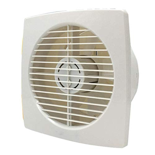 RJSODWL Ventilador de ventilación: Ventilador de ventilación Muy silencioso y Combo de luz for una ventilación efectiva en el baño