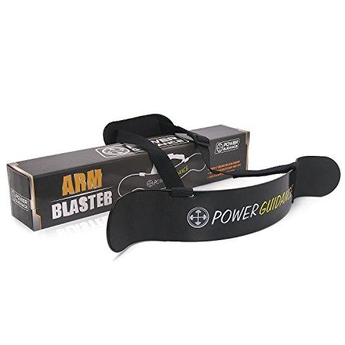 POWER GUIDANCE Bras Blaster pour Biceps Curls – Fitness Arm Curl Blaster – Premium Grade Biceps...