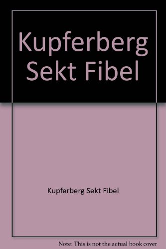 Kupferberg Sekt Fibel