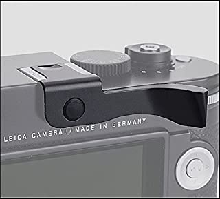 JFOTO LM-G Thumbs Up Grip Designed for Leica M, M-P, Typ240, M240, M246, Typ246, M262, M-D, M240P, Better Balance & Grip C...