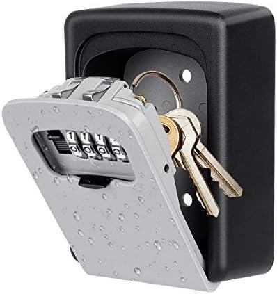 Top 10 Best outdoor key lock box