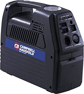Campbell Hausfeld Cordless Rechargeable Inflator with 12-Volt Power Outlet (CC2300) by Campbell Hausfeld