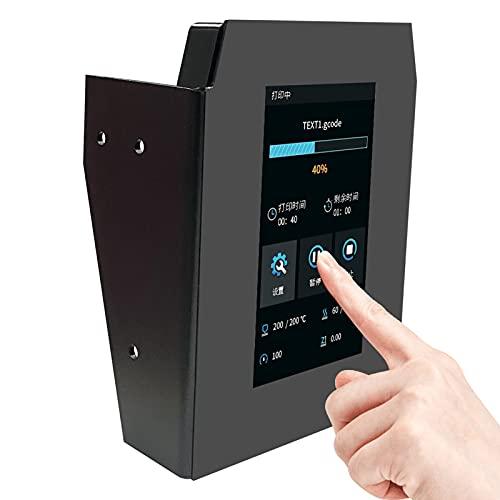 Kit de pantalla táctil Ender-3 actualizado para impresora 3D, pantalla táctil gráfica, pantalla táctil, pantalla a todo color para Ender 3/Ender 3 Pro/Ender 3S/Ender-3 V2, accesorios de impresora 3D