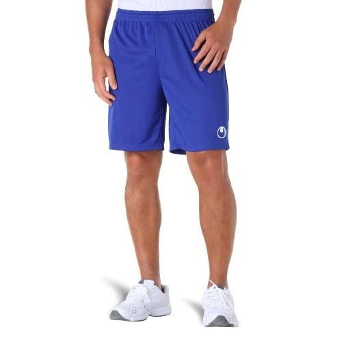 UHL Center Basic II, Pantalone Children And Teenagers (Fitness &), Blu (Blu), M
