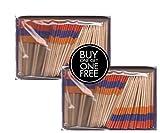 2 Boxes Mini Armenia Toothpick...