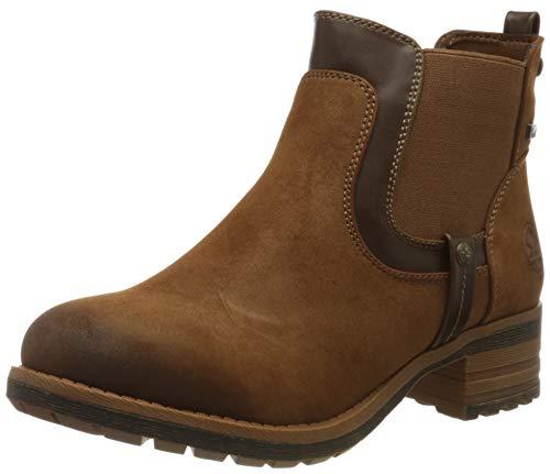 Rieker Damen 96850 Chelsea Boots, Braun (REH/Marron 24), 40 EU
