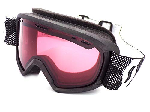 Scott Jr Witty 260579 Lunettes de Ski pour Enfant Noir 5-10 Ans