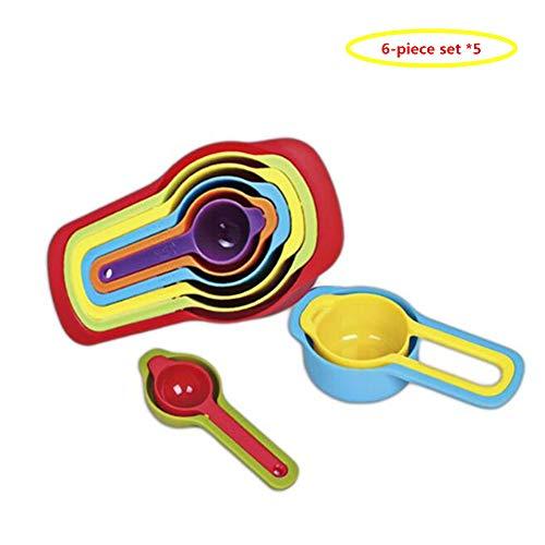 Set De 6 Cuillères À Mesurer Colourworks De Kitchen Craft