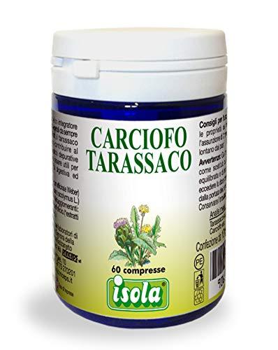 Princeps Carciofo-Tarassaco 60 Compresse - 60 g