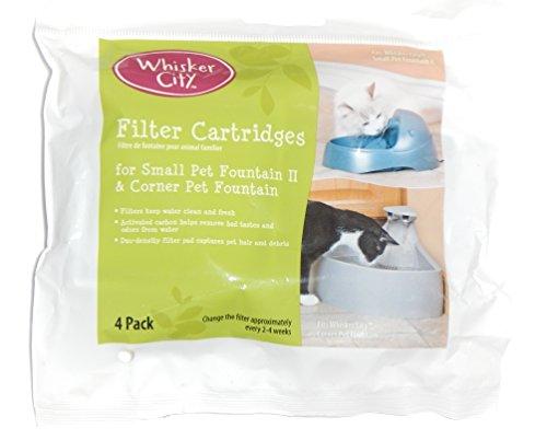 Whisker City Corner Pet Fountain Filter Cartridges