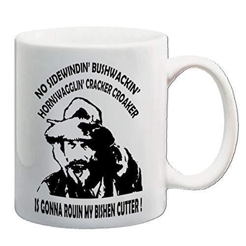 BEEMUGS Gabby-Johnson Bishen Cutter Blazing Saddles Movie Comedy Film Governor Miss Stein Gifts Mugs Coffee Tea
