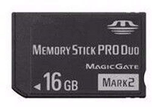 High Speed Memory Stick Pro-HG Duo 16GB(Mark2) PSP Accessories Original