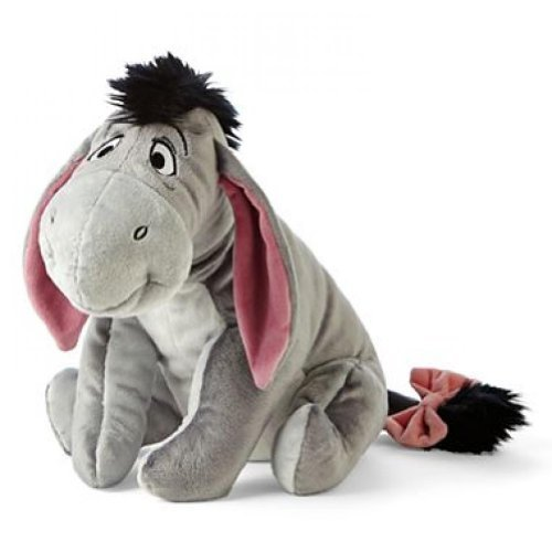 Disney 15' Plush Eeyore Donkey from Winnie the Pooh by Disney