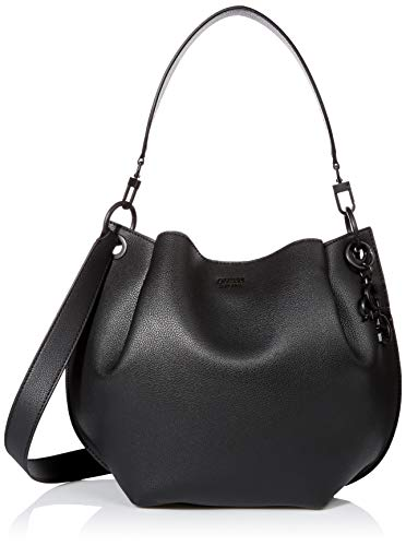 GUESS Digital Matte Hobo, black