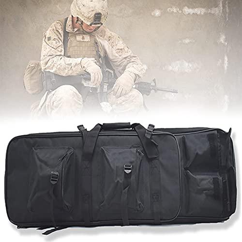 Rifle Bolsa Estuche Funda para Escopeta, Airsoft Caza Pistola Funda, Estuche para...