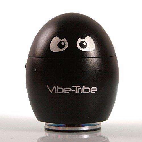 Vibe-Tribe OvO: Design Vibrationlautsprecher & MP3 player with FM radio, SDcard reader & Remote Control
