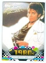 Michael Jackson trading card (Thriller Album) 2011 Topps #144