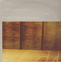 (I Wish I Knew How It Would Feel To Be) Free / One (Phats & Small Remixes) - Lighthouse Family 12