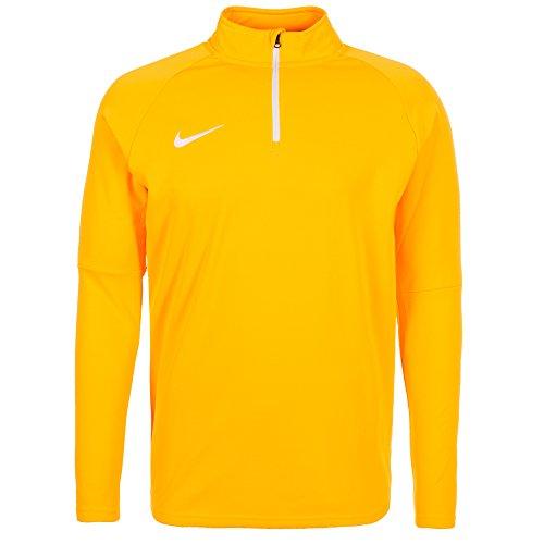 Nike Herren M Nk Dry Acdmy Dril Sweatshirt, orange (Laser Orange/weiß/weiß), M