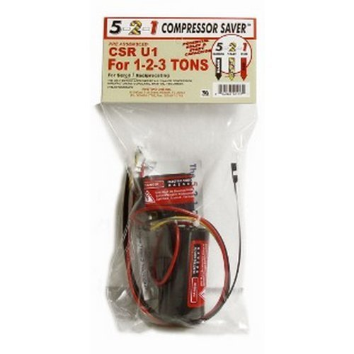 Five Two One Inc CSR-U1 Compressor Saver Hard Start Capacitor