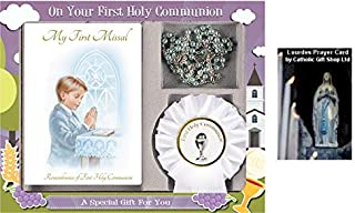 first holy communion rosette
