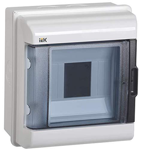 Sicherungskasten Verteilerkasten Aufputz IP55 (5 Module)