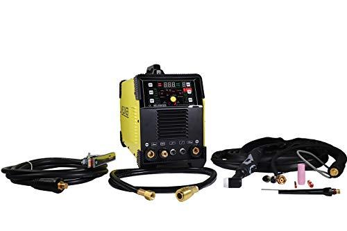 WELDINGER WE 234P AC/DC digital WIG-Schweißinverter HF für Aluminium 230 A