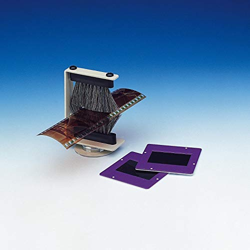 Kaiser 705 035 Antistatik-Filmreiniger Ministat MS-035, 35 mm, mit Magnethalter