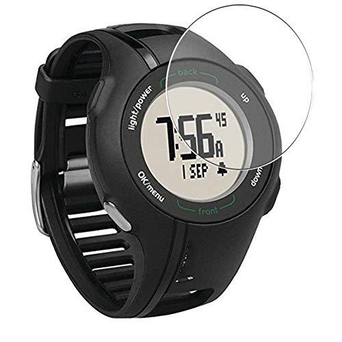 VacFun 3 Piezas Vidrio Templado Protector de Pantalla, compatible con Garmin Approach S1 smartwatch Smart Watch, 9H Cristal Screen Protector Protectora Reloj Inteligente