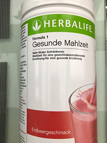 Herbalife Formula 1 Nutritional Shake Mix Strawberry 550g
