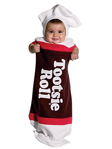 Rasta Imposta Tootsie Roll Baby Bunting Infant Costume - Infant(3-9months)