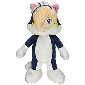 "Little Buddy Super Mario 3D World 9.5"" Neko Cat Rosalina Stuffed Plush - 41oq agJM8L - Little Buddy Super Mario 3D World 9.5″ Neko Cat Rosalina Stuffed Plush"
